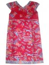 BTK-ANAK-1809 DRESS BATIK KATUN ANAK