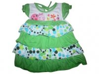 BJ-ANAK-283 DRESS ANAK SUSUN POLKADOT