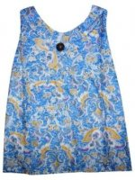 BTK-ANAK-2663 DRESS BATIK KATUN ANAK